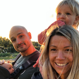 Financial Protection for Young Families - Jack and Gemma Shaylor